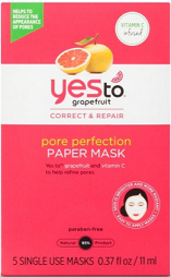 Yes to Grapefruit Pore Perfection Sheet Mask