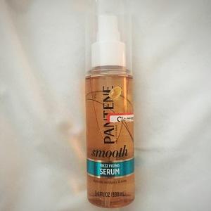Pantene Smooth Frizz Fixing Serum Hair Oil