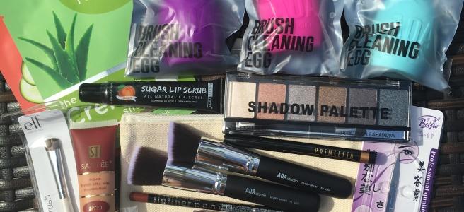 Top 10 Posts of 2017: ShopMissA $1 Makeup Review