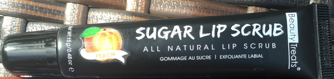 ShopMiss A Sugar Lip Scrub