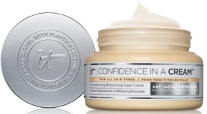 It cosmetics confidence in a cream moisturizer