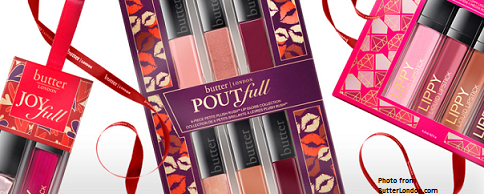 Butter London Holiday Gift Sets Nails Lip Gloss