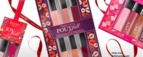 Butter London Holiday Gift Sets Nails Lip Gloss