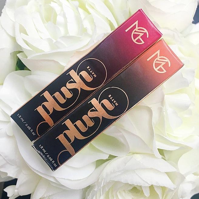 Makeup Geek Plush Matte Lips