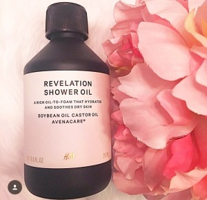 H&M Revelation Shower Body Oil