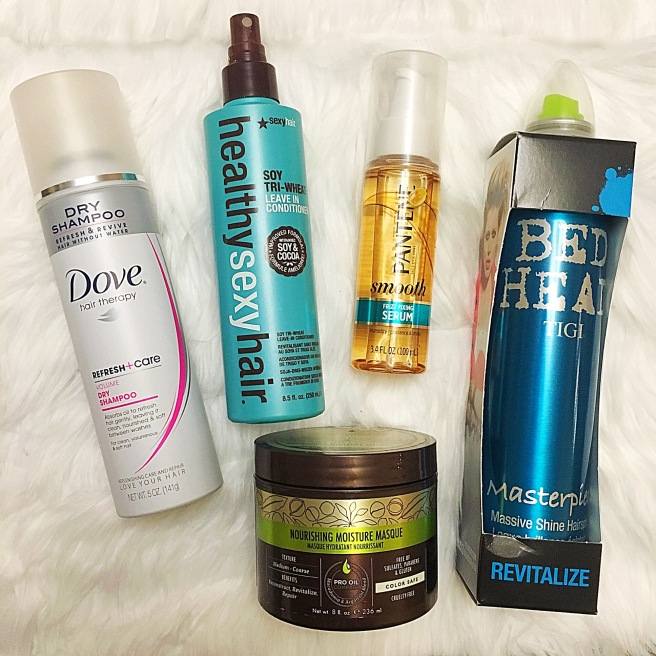 Best of Beauty 2016 Favorite Hair Products