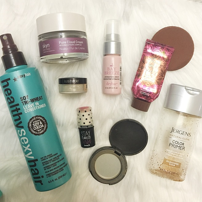 Winter Empties Beauty Product Reviews