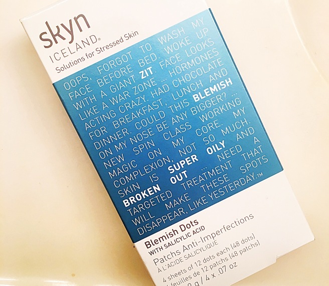 Skyn Iceland Blemish Dots with Salicylic Acid