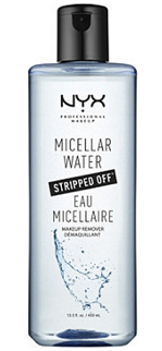 NYX Stripped Off Micellar Cleansing Water