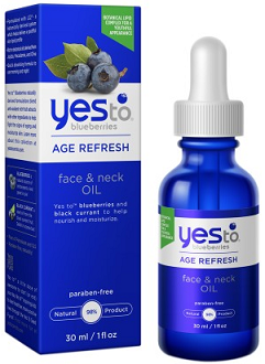 Yes to Blueberries Face & Neck Oil Review