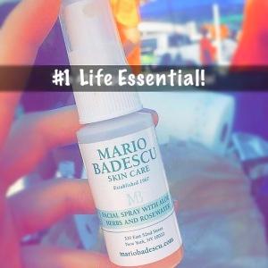 Mario Badescu Facial Spray with Aloe, Herbs, & Rosewater