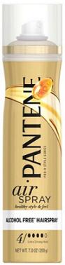 Pantene Air Spray Extra Hold Hairspray - Spring Empties