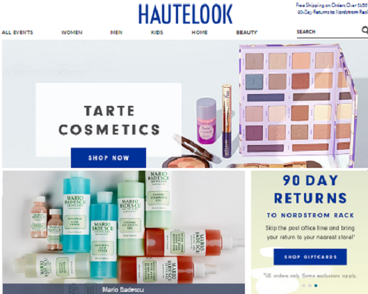 How to Save Money Buying Makeup - Hautelook