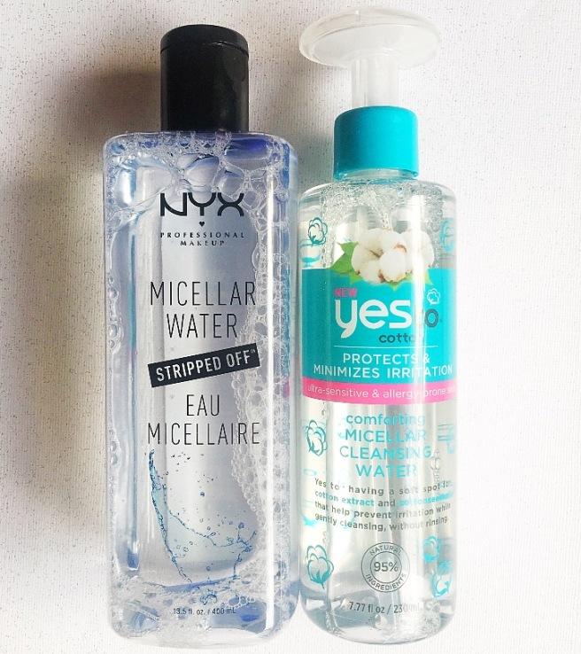 Micellar Waters - Skincare 101
