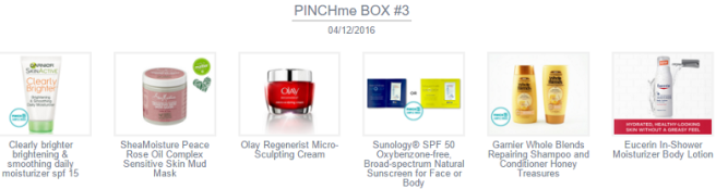 Pinch Me - How to Get Free Products