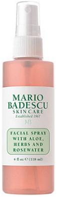 Mario Badescu Facial Spray With Aloe, Herb and Rosewater - Spring Empties