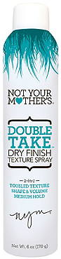 Not Your Mother's Double Take Dry Finish Texture Spray