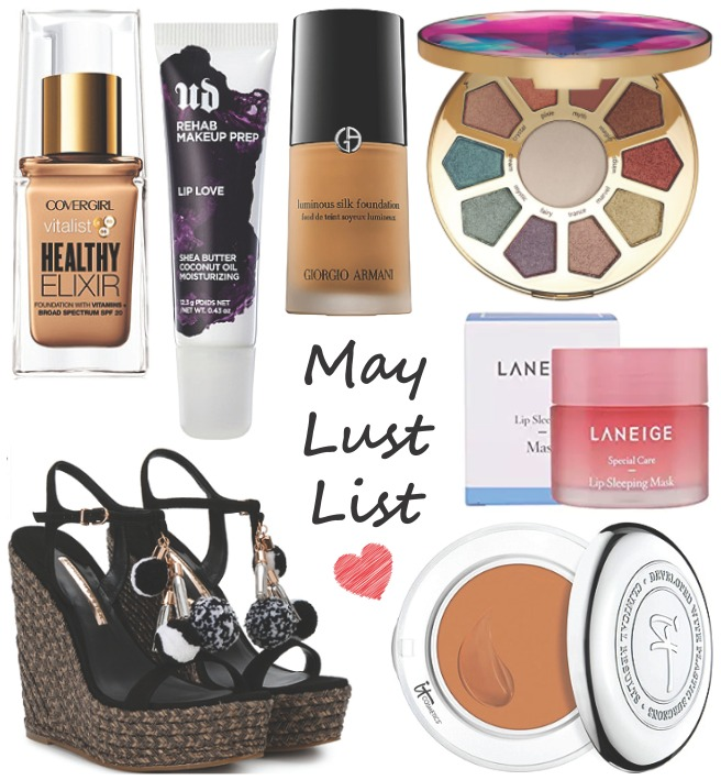 May Lust List - BeautyandtheLeast.com