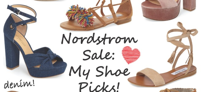 Nordstrom Half Yearly Sale Shoe Picks
