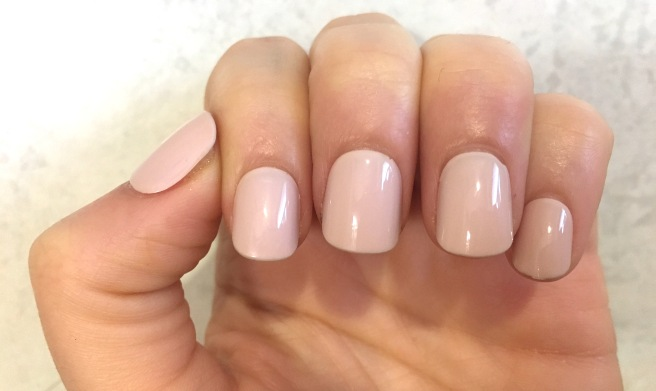 imPress Manicure Press On Nails Nude Beige