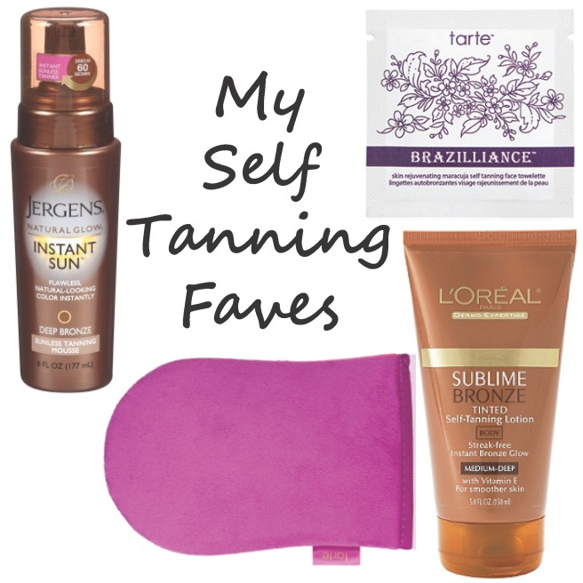 Self Tanning 101 + My Favorite Self Tanning Products