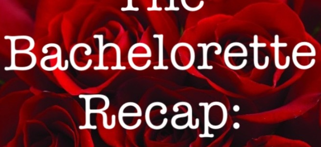 Week 6 Bachelorette Rachel Lindsay Recap