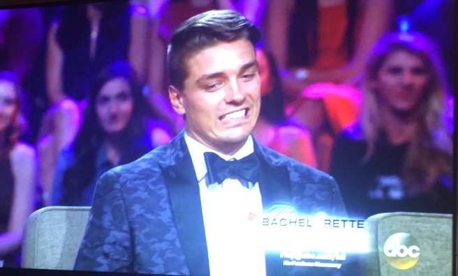 Bachelorette Recap - Men Tell All with Rachel