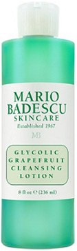 Mario Badescu Glycolic Grapefruit Cleansing Lotion Toner Review