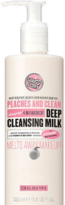 Soap & Glory Peaches & Clean Deep Cleansing Milk Review