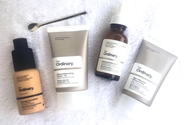 The Ordinary Skincare + Foundation Review (by Deciem)