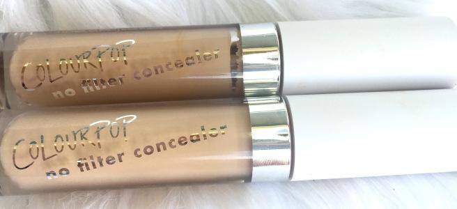 ColourPop No Filter Concealer Review