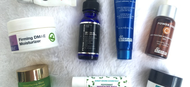 August Skincare Empties - Product Reviews