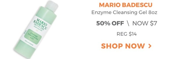 Mario Badescu Enzyme Cleansing Gel - Ulta 21 Days of Beauty Sale