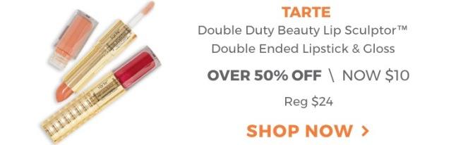 Tarte Lip Sculptors - Ulta 21 Days of Beauty Sale