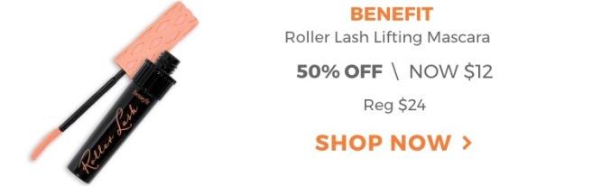 Benefit Roller Lash Mascara - Ulta 21 Days of Beauty Sale