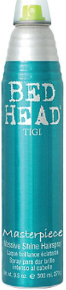 Ulta Gorgeous Hair Event: TIGI BedHead Masterpiece Shine Hairspray