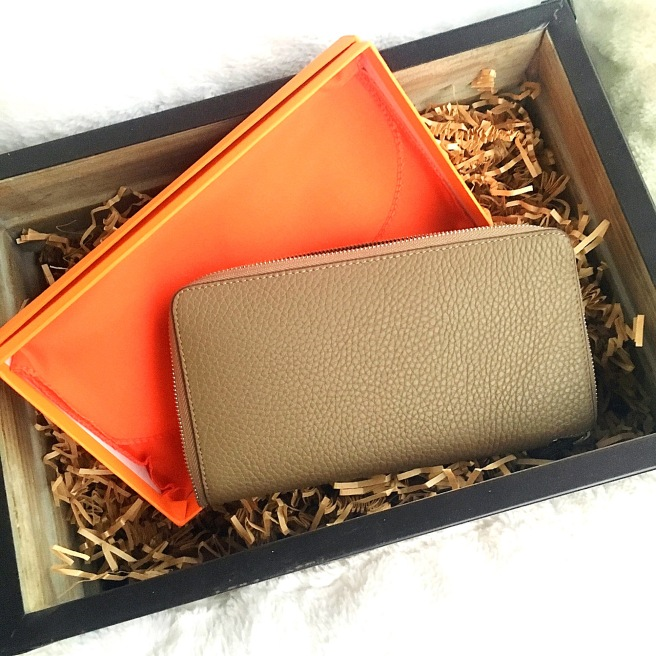 Eva Leather Wallet Review