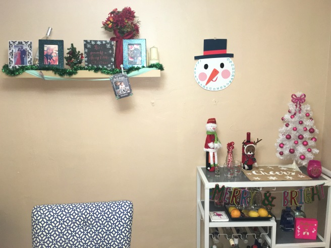 Holiday Home Decor - Dining Room