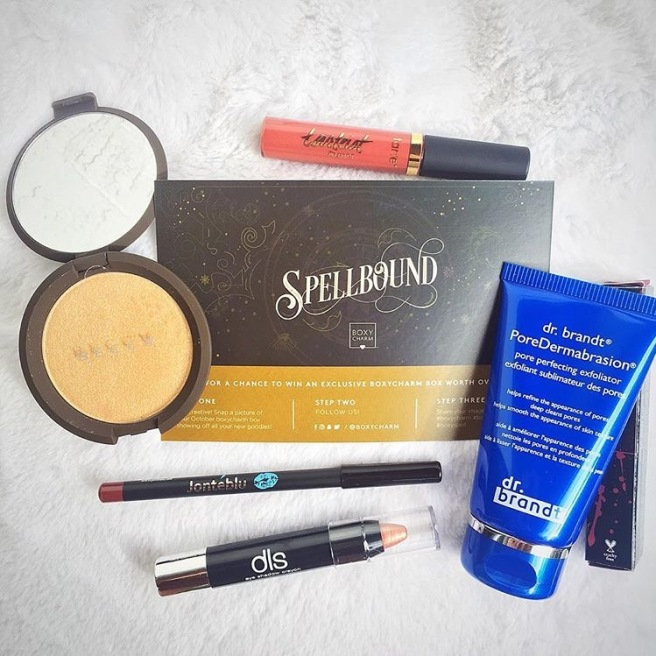 Boxycharm Review - The Best Subscription Box: October