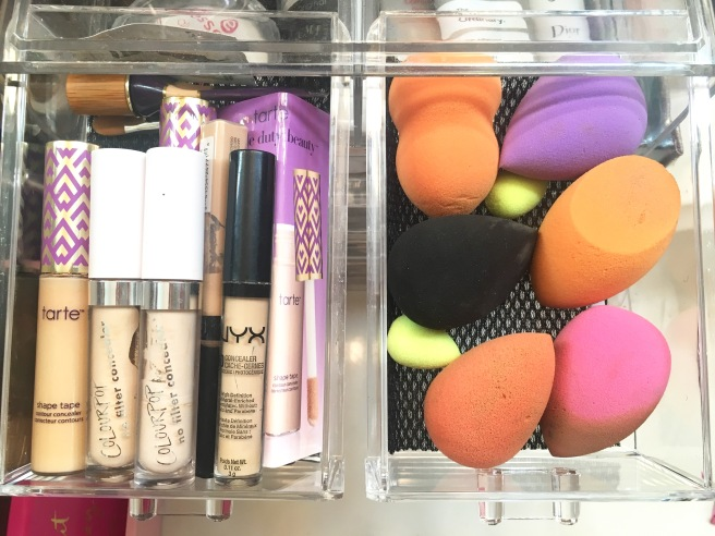 My Makeup Collection - Concealers & Sponges