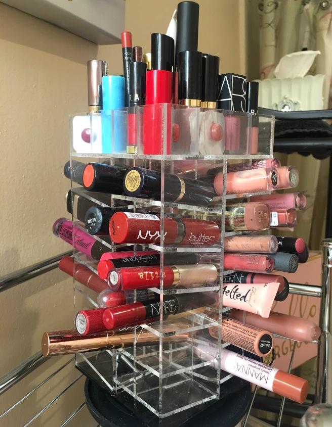 My Makeup Collection - Lipsticks