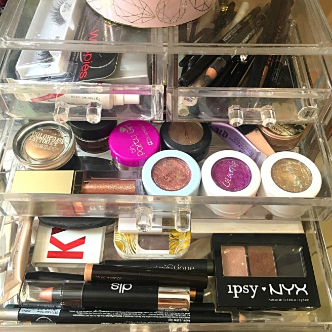 My Makeup Collection - Eye Products