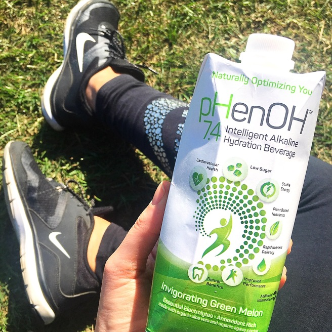 pHenOH Alkaline Beverage Review