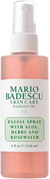 Ulta's 25 Best Sellers - Mario Badescu Facial Spray With Aloe, Herbs, & Rosewater