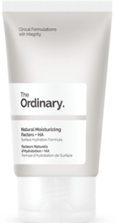 January Empties: The Ordinary Natural Moisturizing Factors + HA