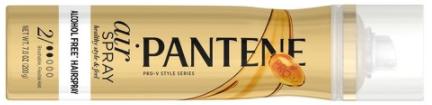 Haircare Empties: Pantene AirSpray Hairspray