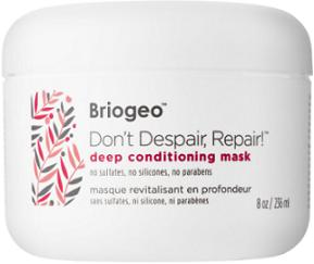 Haircare Empties: Briogeo Don't Despair, Repair! Deep Conditioning Mask