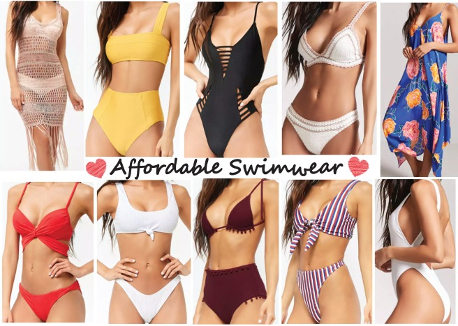 Affordable Bathing Suits - Forever21