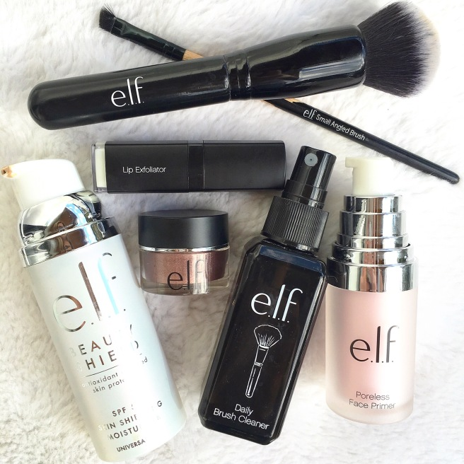 The Best of Elf Cosmetics