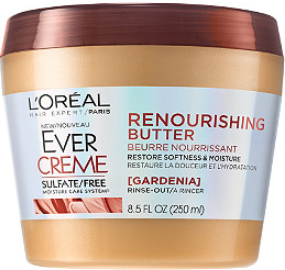 Hair Empties: L'Oreal EverCreme Renourishing Butter